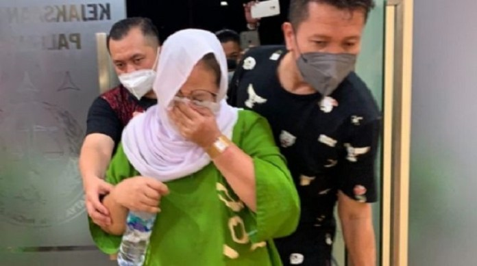 Korupsi Dana BOS Rp450 Juta, Mantan Kepsek SDN 79 Ditangkap