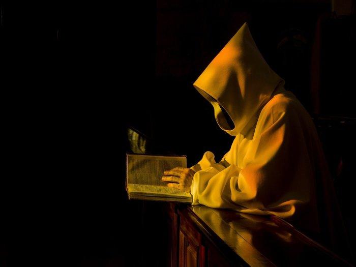 monastic, christian, christianity