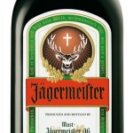 """Jägermeister. Or, as it is more commonly known, """"Liquid Lobotomy""""."""