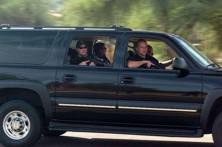 Arizona Cataclysm Reprised: In the Matrix
