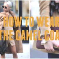 HOW TO WEAR THE CAMEL COAT