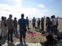 Ritual de Bienvenida Pagan Federation Barcelona 2012 ecumenico