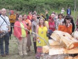 Lammas en la Conferencia de la Diosa de Glastonbury, Glastonbury Goddess Conference