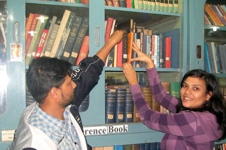 Too Hard To Handle in Nainital Public Library