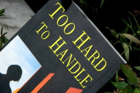 Happy First Book's First Anniversary- Too Hard To Handle