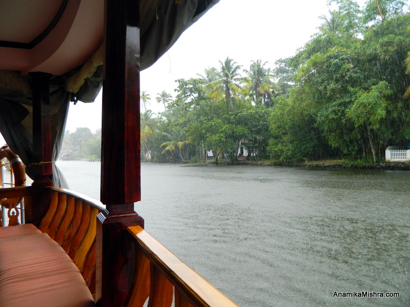 Houseboat Stay In Alleppey, Kerala + Photos From My Trip