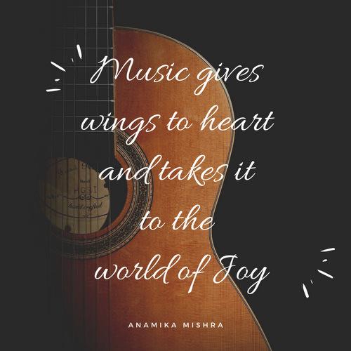 English Music Quotes Original Music Quotes In Hindi Anamika Mishra