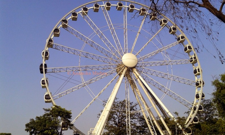 Delhi Eye Photos