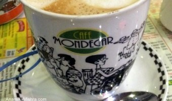 Cafe Mondegar, Colaba, Mumbai – Review