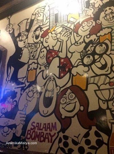Cafe Mondegar, Colaba, Mumbai - Review