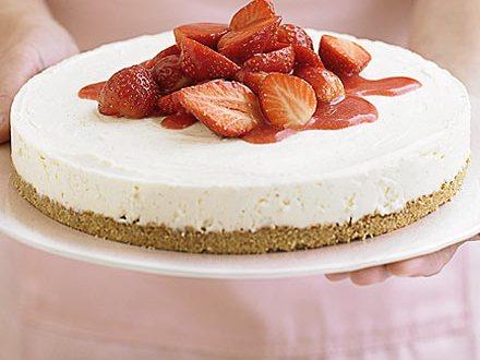No-Bake Cheese Cake Recipe