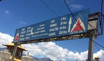 Romancing With Nature- Leh Ladakh -PhotoBlog