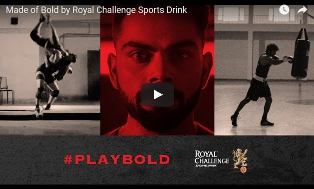People Made Of Bold, Never Have Fear Of Failure! #PlayBold