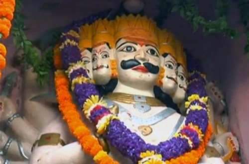 #HappyDussehra   Know About The Ravana Temple In Kanpur