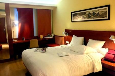 Hotel Ibis, Aerocity, New Delhi -Good For Business Travellers