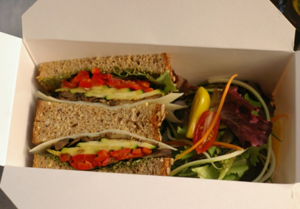 8 Veg Sandwiches That Really Travel Well8 Veg Sandwiches That Really Travel Well