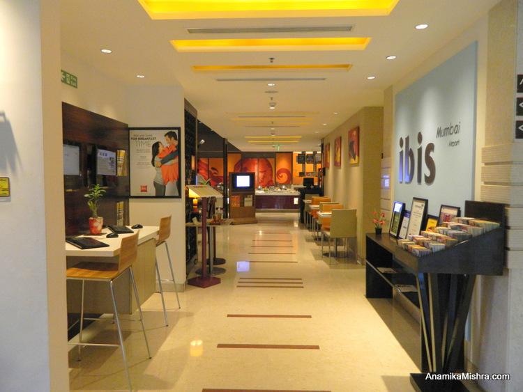 Hotel Ibis Mumbai Airport -budget hotel near mumbai airport