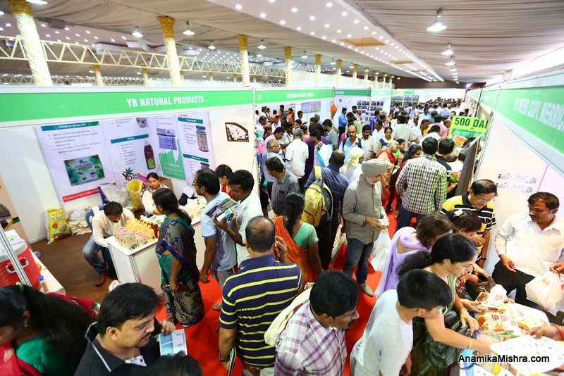 National Trade Fair 2017 & Conference On Organic Millets, Bangalore