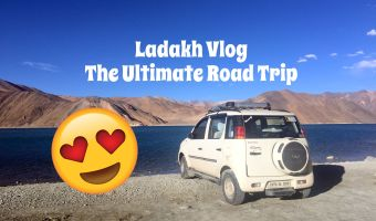 Ladakh Vlog – The Ultimate Road Trip – Watch It