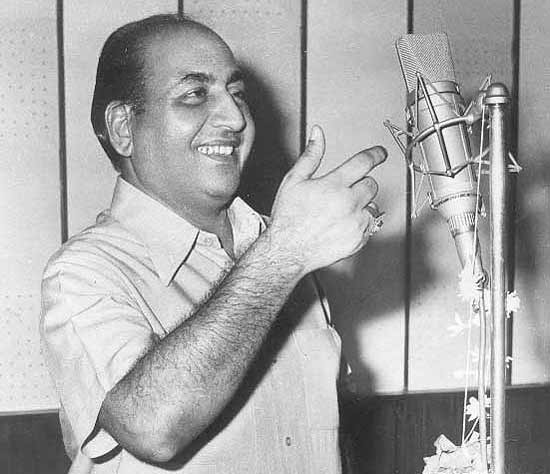 A Musical Journey With Mohd. Rafi At Siri Fort Auditorium –Delhi