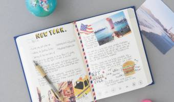 New Hobby: Travel Journal + Easy Guide To Maintain It (Ideas Included)