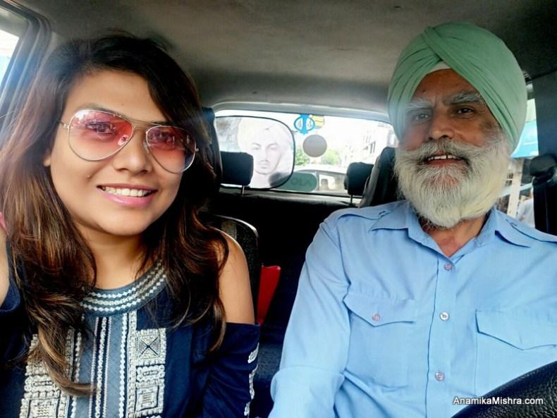 A Memorable Ride With An Ola Sainik! #OlaSalutesSainik