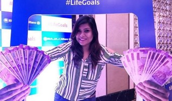 Achieve Your #LifeGoals With Smart Investment Ft. Bajaj Allianz Life