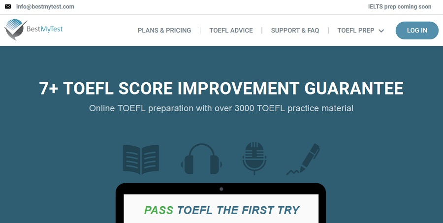 TOEFL Preparation Made Easy With BestMyTest