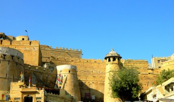 Jaisalmer Fort – Things To Do In The Golden Fort + Photos From My Archive