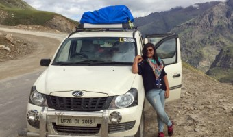 The Ultimate Road-Trip To Ladakh Ft. Amaron