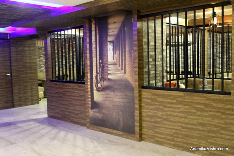 Barracks, A Jail-Themed Restaurant