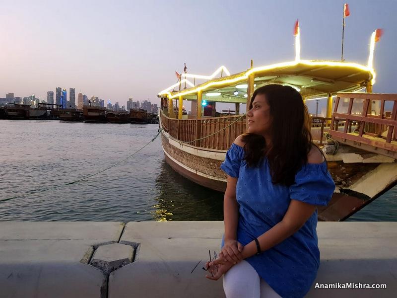 Visit To Qatar