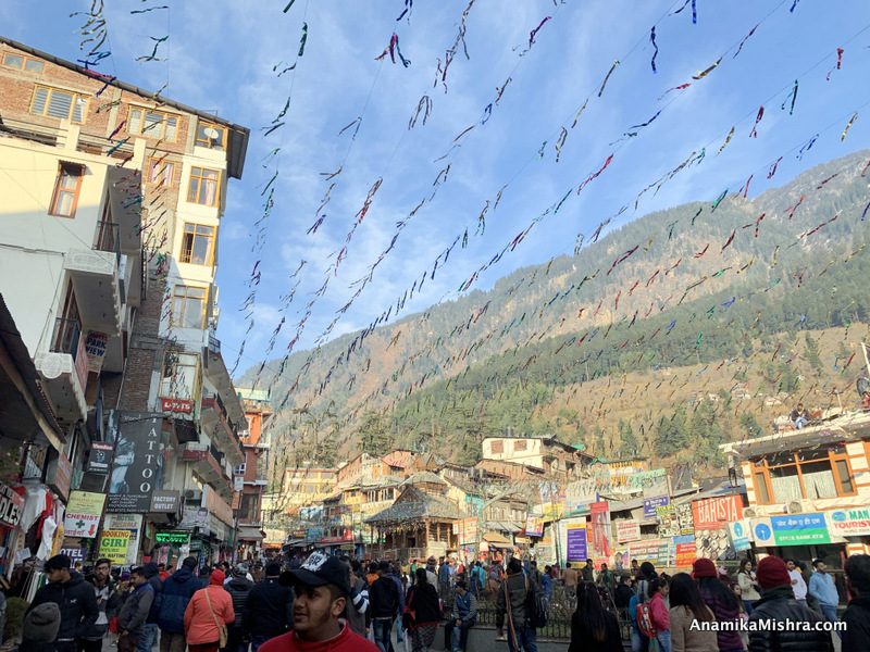 Things to see in manali