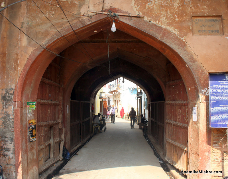Taj Ganj Walk