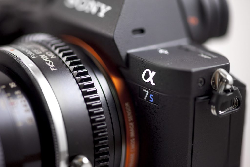 The Sony A7s for anamorphic lenses