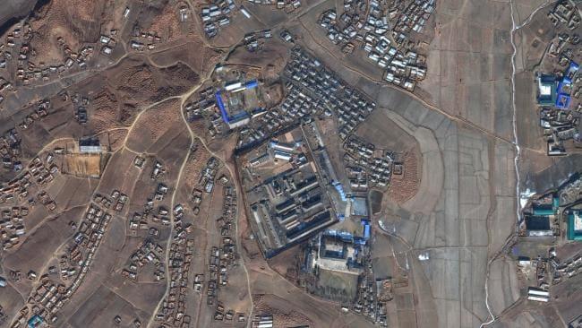 المعسكر 22 ا اسوا سجن في كوريا الشمالية