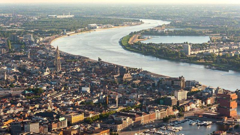 أكبر 10 مدن في بلجيكا