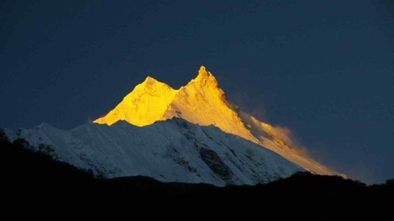 اعلى 10 جبال في العالم