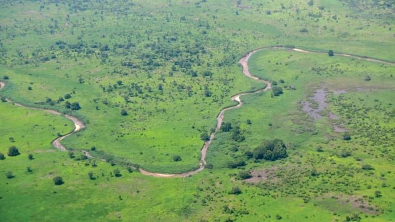 كم تبلغ مساحة دولة جنوب السودان