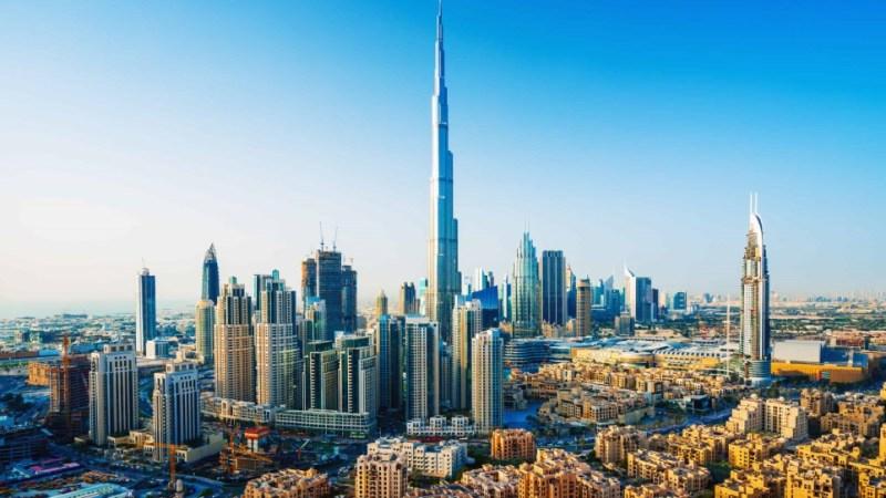 أكبر 10 مدن في الإمارات العربية المتحدة انا مسافر