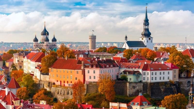 أكبر 10 مدن في إستونيا