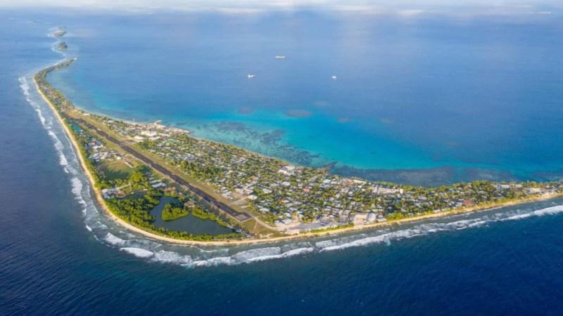 أصغر 10 دول مساحة في أوقيانوسيا