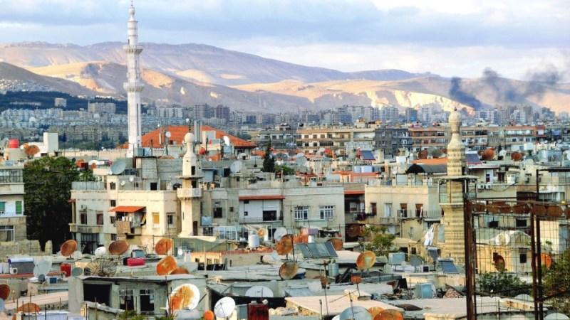 ما هي عاصمة دولة سوريا