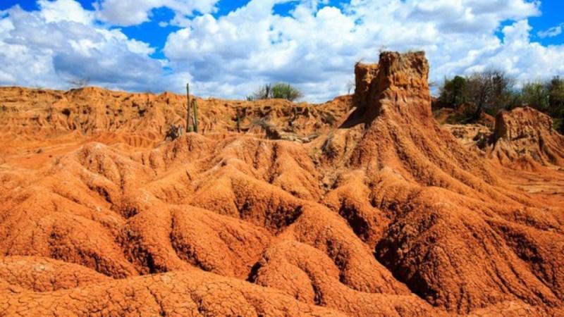 أين تقع صحراء تاتاكوا