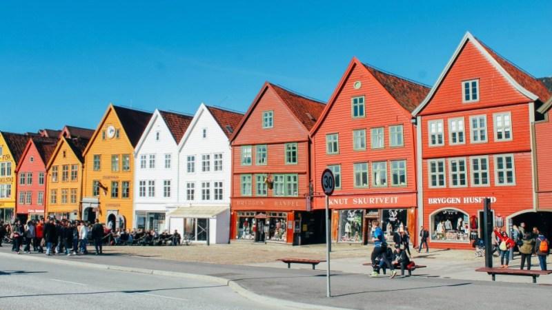 جميع مواقع التراث العالمي لليونسكو في النرويج