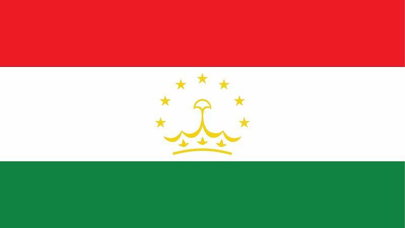 ماذا تعني ألوان ورموز علم طاجيكستان