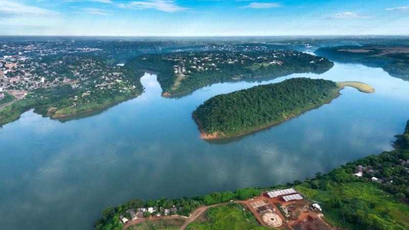 ما هي الأنهار الرئيسية في الأرجنتين