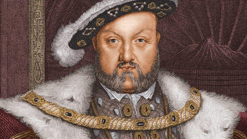 من هو الملك هنري الثامن ملك إنجلترا