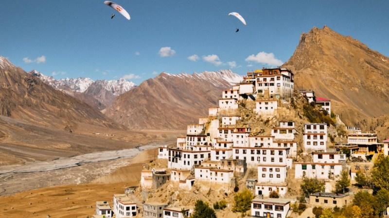 أعلى الجبال في دولة الهند