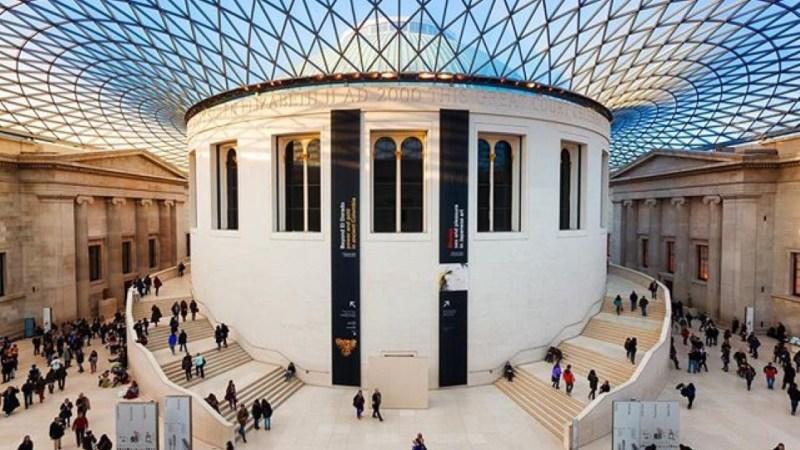 المتاحف الأكثر زيارة في المملكة المتحدة